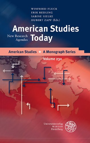 Cover American Studies Today
