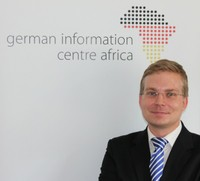 Friedrich Schröder, German Embassy South Africa